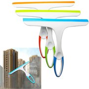Glass Window Wiper Cleaning Squeegee Home Shower Bathroom Mirror Car Blade Tool