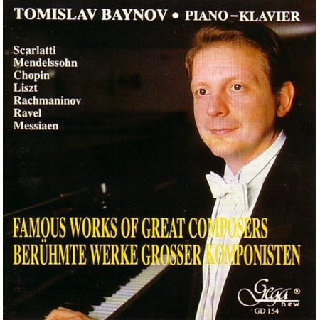 Famous American Composers - Famous Works of Great Composers / Various