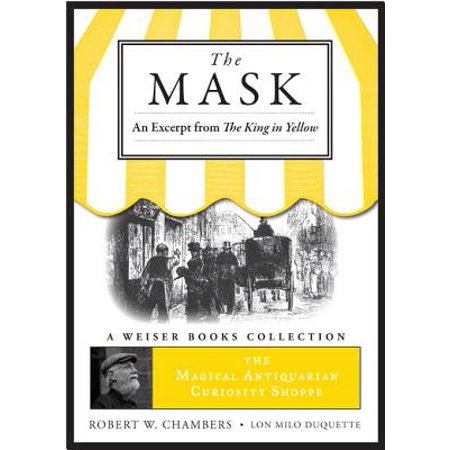 The Mask: An Excerpt from the King in Yellow - - Stephen King It Mask