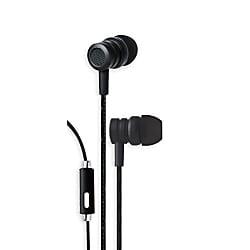 f8230158664 BYTECH Wired Earbud Headphones, Black, BYAUEB129BK - Walmart.com