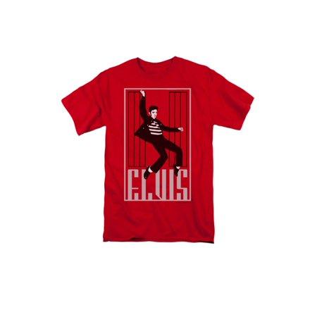 Elvis Presley One Jailhouse Rock Legend Classic Music T-Shirt Tee