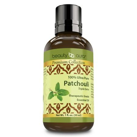 - Beauty Aura Patchouli Oil 1 Oz