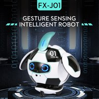 FINECO FX-J01 CoolBO Voice Recognition Control Obstacle Avoidance Football Robot