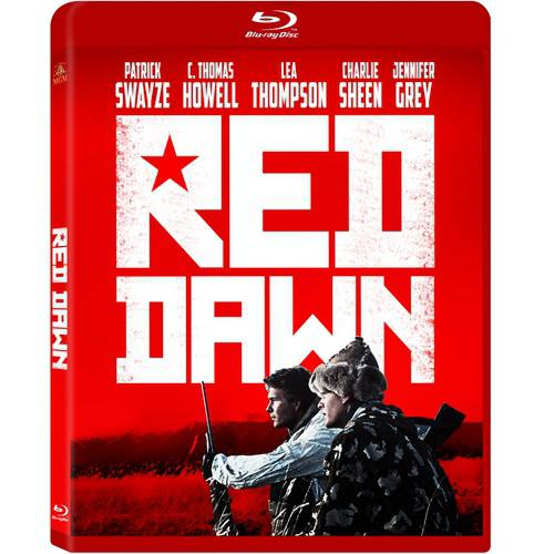 Red Dawn (1984) (Blu-ray)