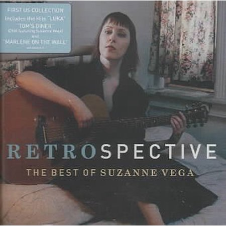 Retrospective: The Best of Suzanne Vega (CD)