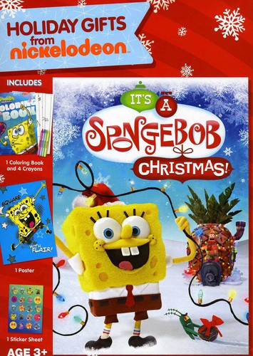 SpongeBob SquarePants: It's A SpongeBob SquarePants Christmas ...