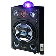 "15"" Portable BT DJ Speaker"