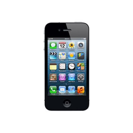 Apple iPhone 4s 16GB Unlocked GSM Phone w/ 8MP Camera - Black (Best Ios For Iphone 4s 2019)