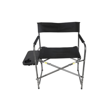 Ozark Trail Director S Chair With Foldout Side Table