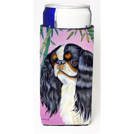 English Toy Spaniel Michelob Ultra bottle sleeves For Slim Cans - 12 oz. - image 1 de 1