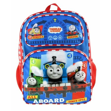 "Thomas The Train 16"" Full Size Backpack - #1 Train"