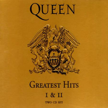 Queen - Queen: Greatest Hits I & II (2CD) - Walmart.com
