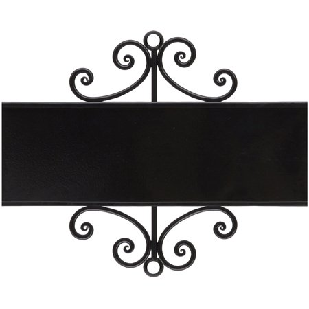 Signature sign wall holder exclusive for custom decor for Custom decor inc