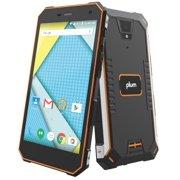 "Plum Gator 4 - Smartphone - dual-SIM - 3G - 8 GB - microSDXC slot - GSM - 5"" - 1280 x 720 pixels (294 ppi) - IPS - RAM 1 GB - 13 MP (5 MP front camera) - Android"