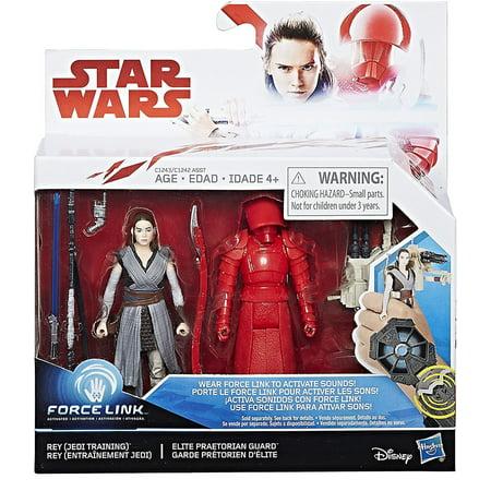 Star Wars Rey  Jedi Training    Elite Praetorian Guard 2 Pack