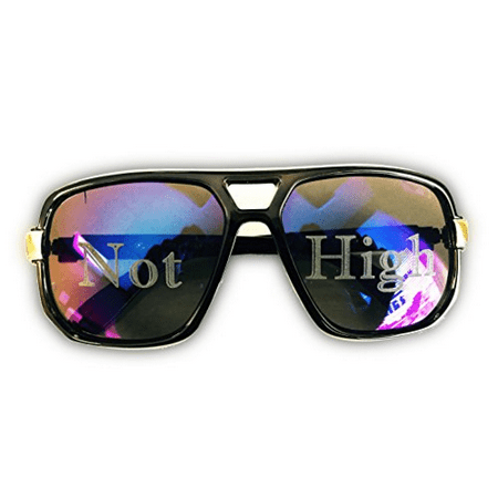 Custom Personalized Novelty Engraved Sunglasses Gift - Not High (Custom Sunglasses Cheap)