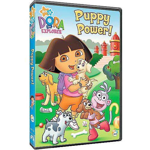 Dora The Explorer: Puppy Power! (Full Frame)