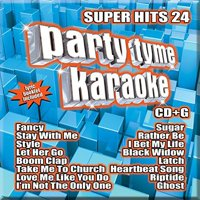 Party Tyme Karaoke: Super Hits 24 (CD)