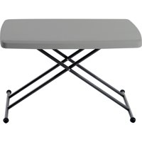 Iceberg, IndestrucTable TOO Personal Folding Table, 1 Each