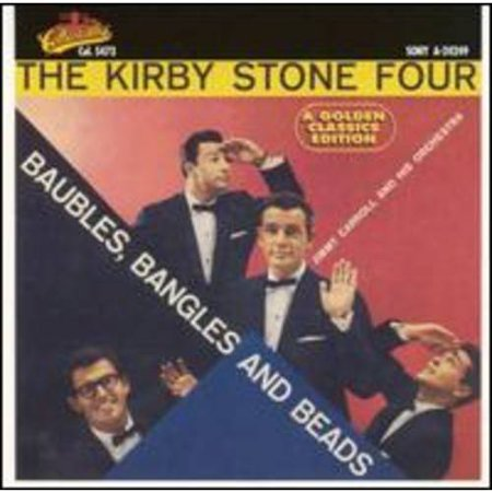 The Kirby Stone Four: Kirby Stone, Eddie Hall, Larry Foster, Michael Gardner.Includes original release liner notes by Kirby Stone. for $<!---->