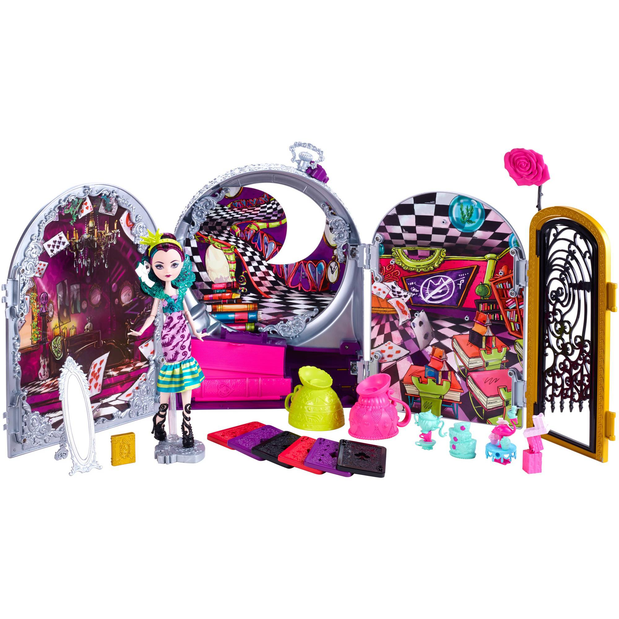 Ever After High Way Too Wonderland Play Set