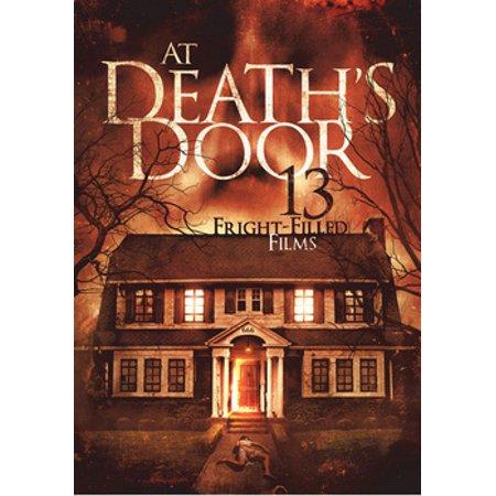 At Death's Door: 13 Fright-Filled Films (DVD) - Fantasias De Halloween Filmes De Terror