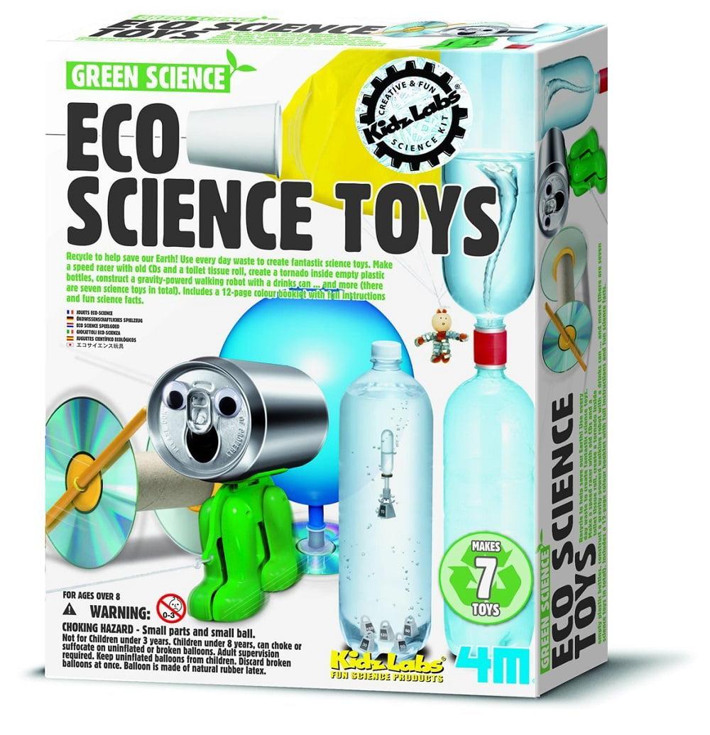 4M Eco Science Toys Multi-Colored