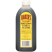 Extracts: Baker's Imitation Vanilla Flavor