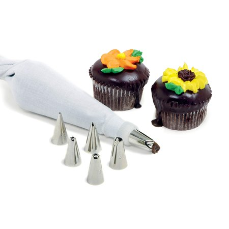 8 Piece Cake/Decorating Set, This 8 piece Decorating Set is great for both beginners and experienced decorators. Create beautiful cakes, cupcakes, cookies, gingerbread.., By