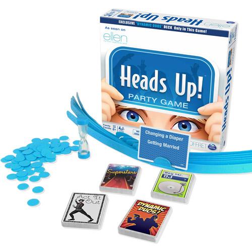 Ellen Head's up! Party Game