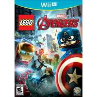LEGO Marvel Avengers for Nintendo Wii U Warner Bros.