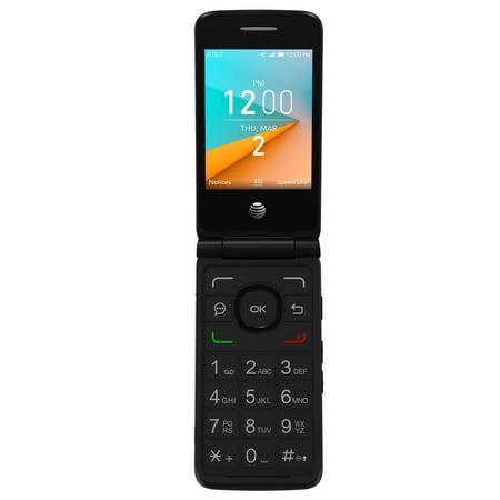 AT&T PREPAID Cingular Flip 2 Prepaid Feature (Best Basic Cell Phone 2019)