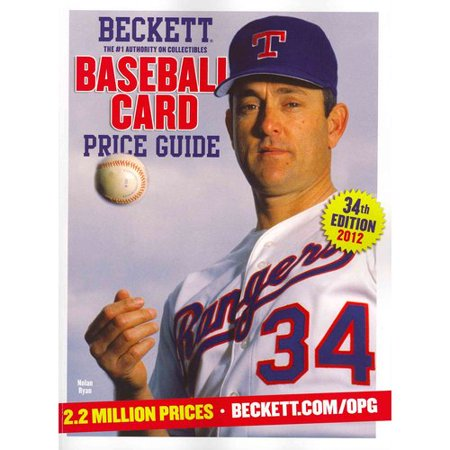 Beckett Baseball Card Price Guide 2019 - amazon.com
