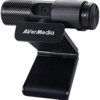 AVerMedia CAM 313 Webcam - 2 Megapixel - USB 2.0 - 1920 x 1080 Video - CMOS Sensor - Fixed Focus - Microphone - Computer, Notebook