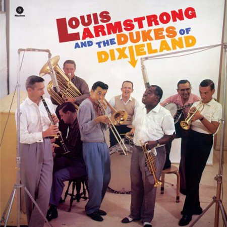 Louis Armstrong - And the Dukes of Dixieland (Vinyl) - image 1 de 1