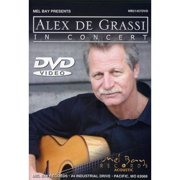 Alex Degrassi in Concert by