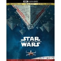 Star Wars: Episode IX: The Rise of Skywalker (4K Ultra HD + Blu-ray + Digital Copy)