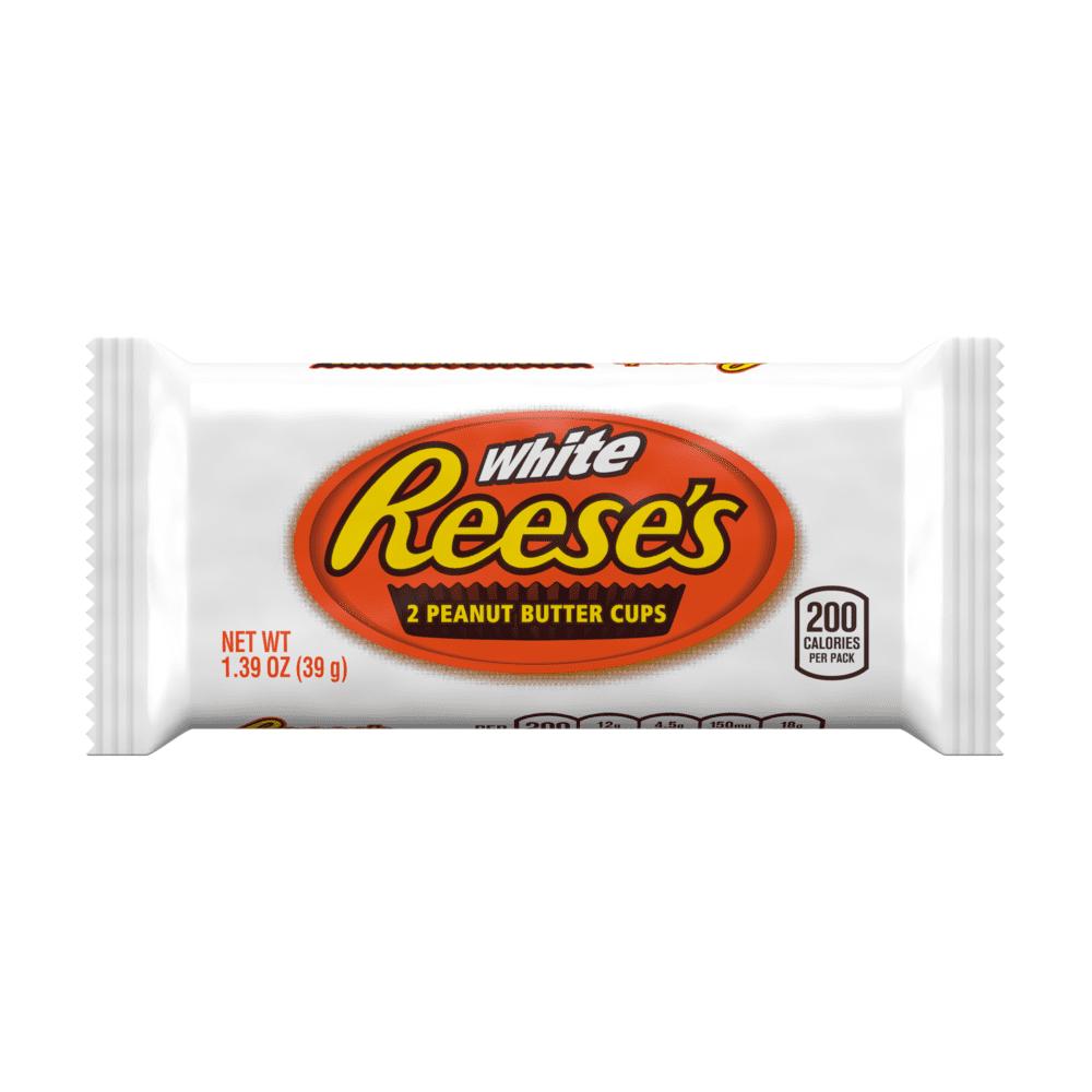 Reeses White Pb Std Bar