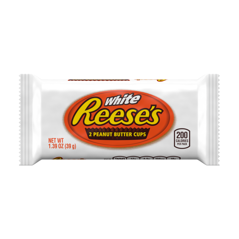 Reeses White Pb Std Bar