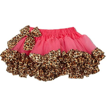 Wenchoice Hot Pink Leopard Tutu Girl's - Buy A Tutu