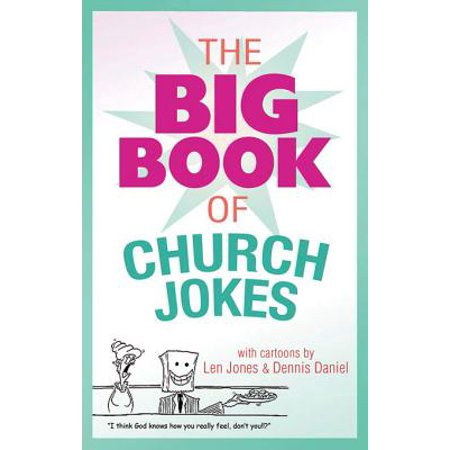 The Big Book of Church Jokes - eBook](Church Halloween Jokes)