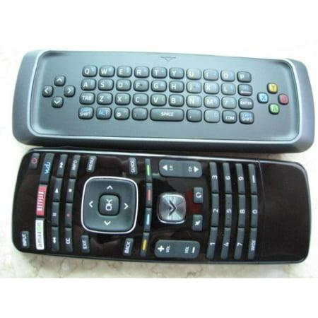 new vizio qwerty dual side keyboard internet smart tv remote---for vizio  e420i-a1 e500i-a1 e601i-a3 e470i-a0 m420kd e701i-a3 e420i-a0 e500i-a0  ----30