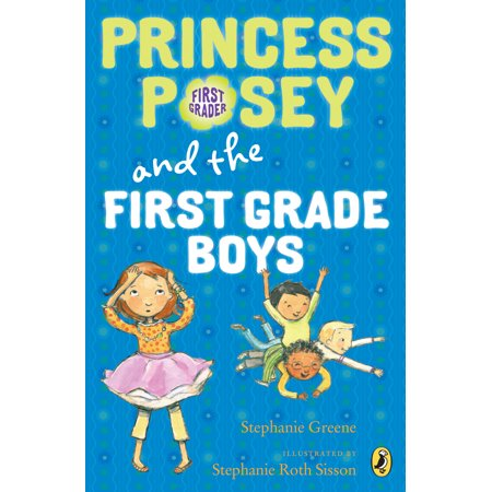 Princess Posey and the First-Grade Boys](Boy First Communion Gifts)