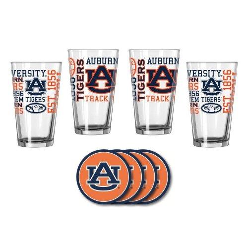 Click here to buy Auburn Tigers Spirit Glassware Gift Set.