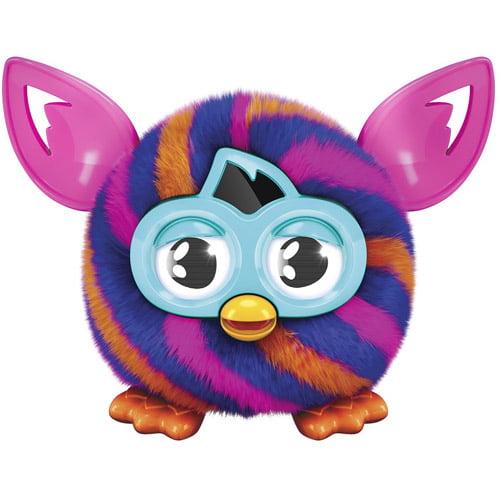 Hasbro Furby Furbling Creature, Orange and Blue Diagonal ...