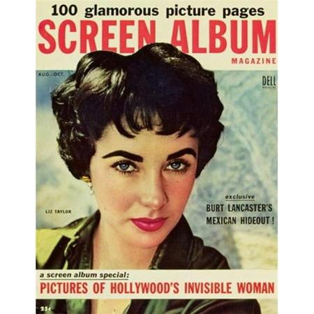 Posterazzi MOV246251 Elizabeth Taylor Movie Poster - 11 x 17 in. - image 1 de 1