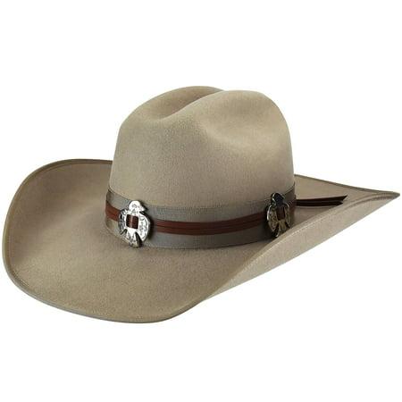 Renegade Men, Women Cadalac Western Hat
