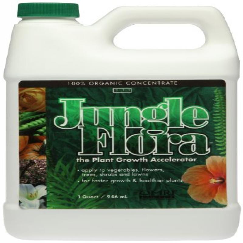 Jungle Flora Concentrate Plant Fertilizer, 32-Ounce