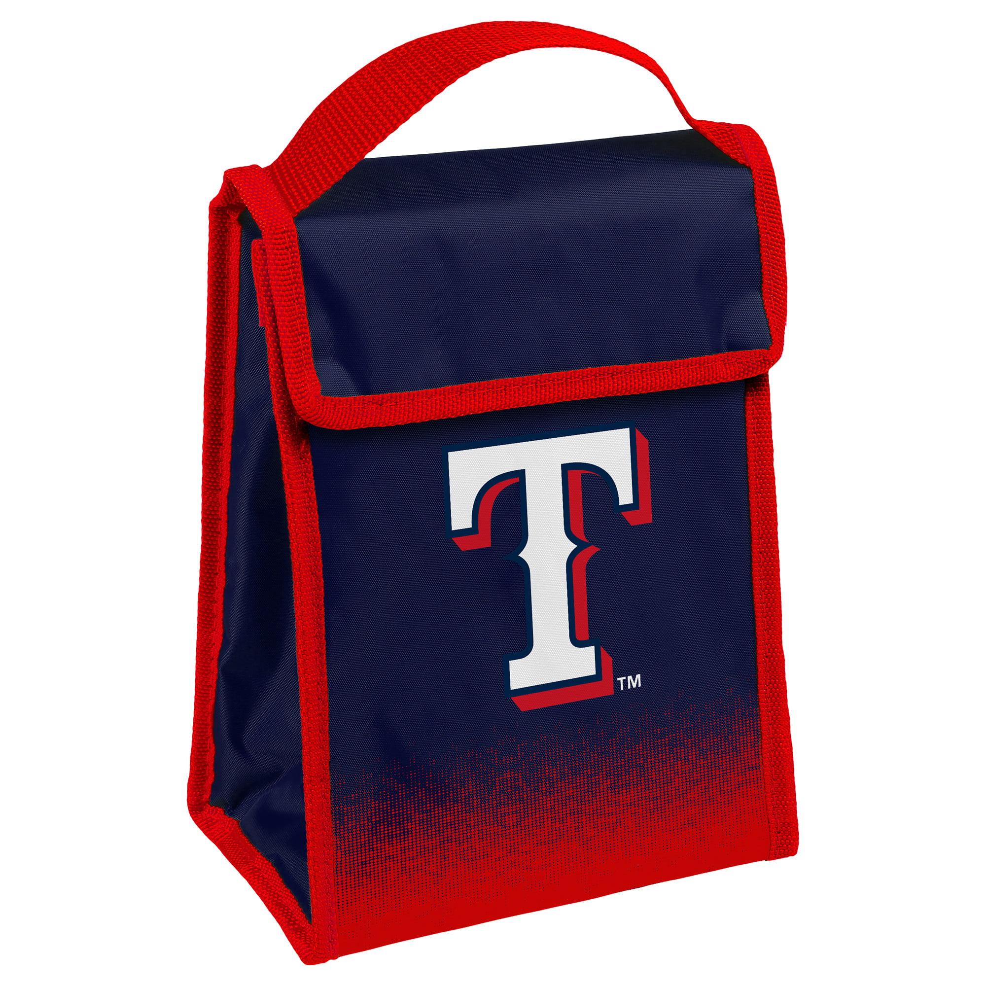 Texas Rangers Gradient Lunch Bag - No Size