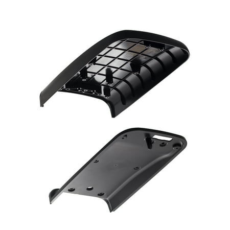 Console Kit - OxGord Center Console Lid Kit for Select GM Vehicles - Replaces 25998847, 25998844, 25998838 - Shell Only